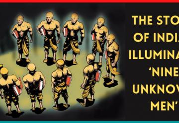 Indian Illuminati,nine unknown men