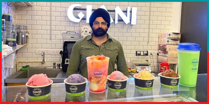 Giani ice creams