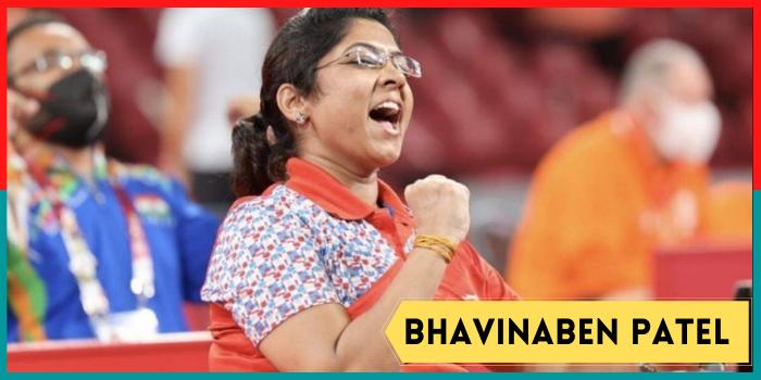 Tokyo Paralympics 2020,Bhavinaben Patel